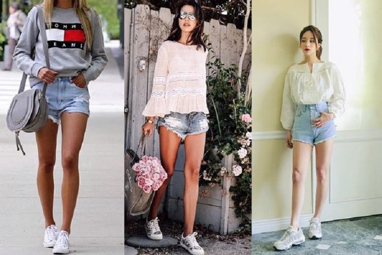Cách phối đồ với giày adidas nữ