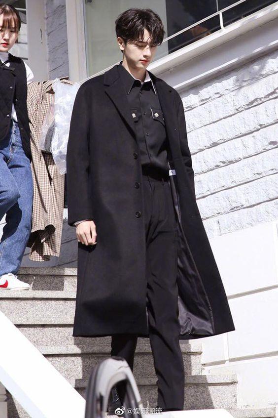 Phong cách ăn mặc nam Hàn Quốc