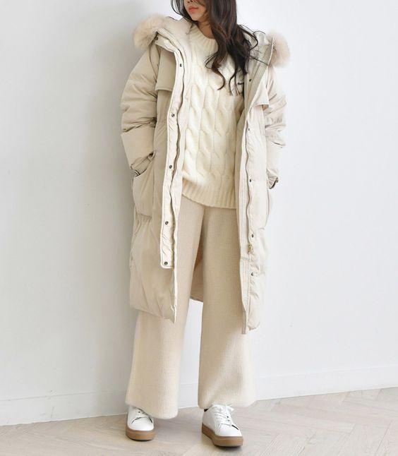 Trang phục mùa đông cho nữ