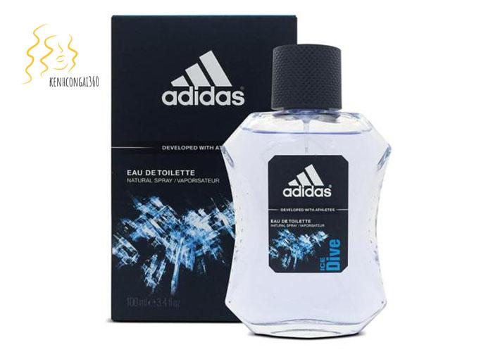 nước hoa Adidas