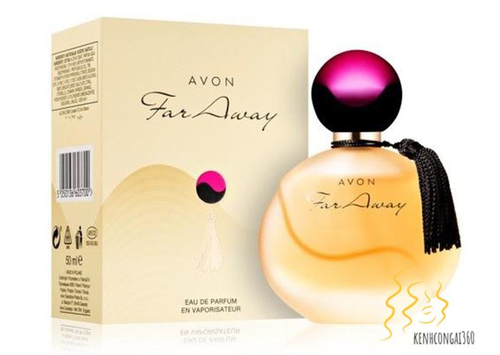 nước hoa Avon