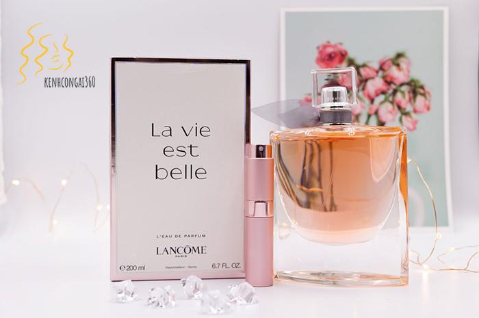 nước hoa chiết Pháp