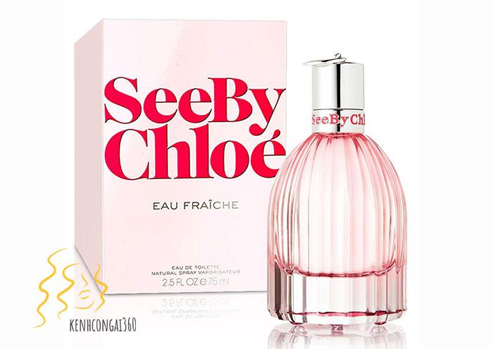 nước hoa Chloe