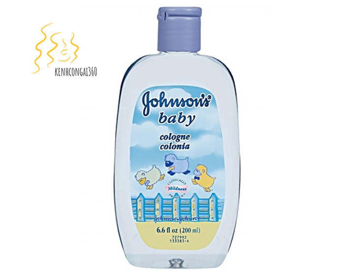 nước hoa Johnson Baby