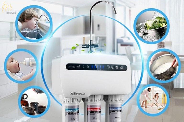 Các tiêu chí lựa chọn máy lọc nước phù hợp