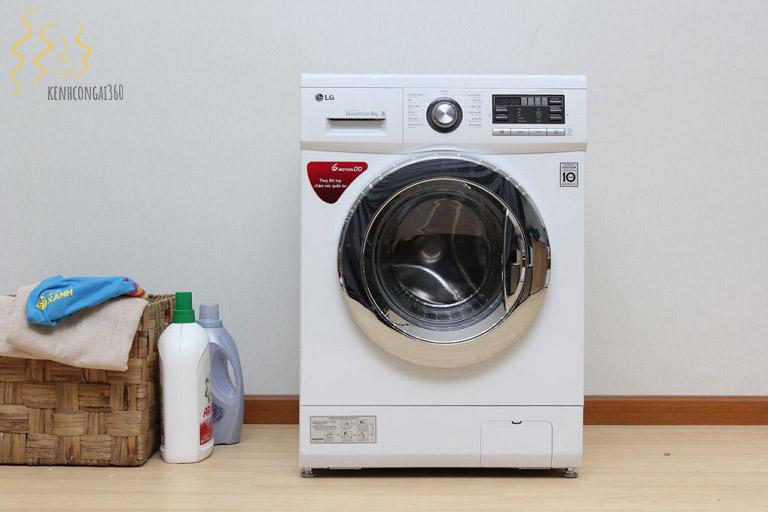 Các dòng máy giặt LG rất nổi tiếng tại Việt Nam
