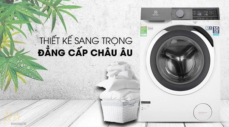 Máy giặt Electrolux có khả năng làm sạch cực tốt