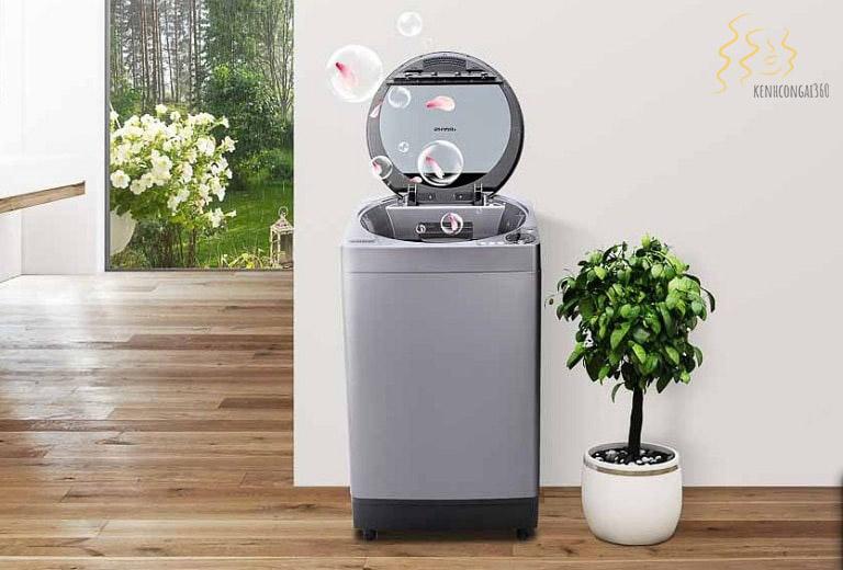 Máy giặt Sharp được nhiều người lựa chọn