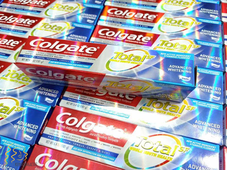 Kem đánh răng tốt nhất thế giới